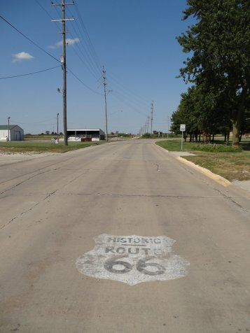 get your klicks - on Route 66