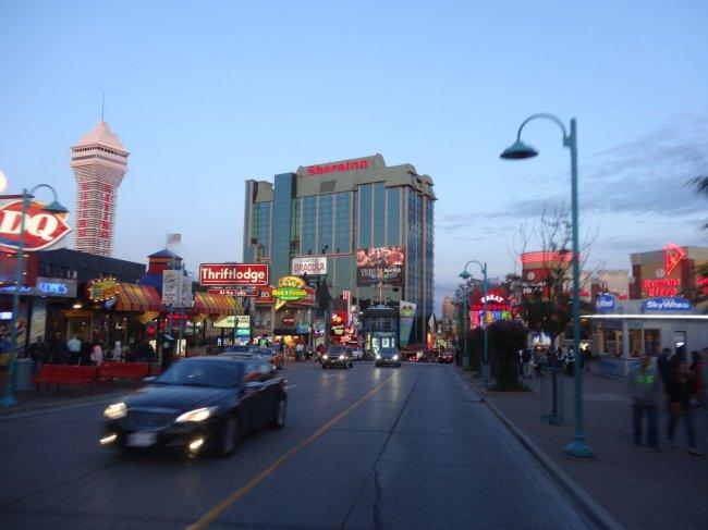 Niagara Falls City - ein bisschen Las Vegas