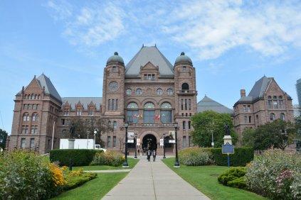 Das Parlament von Ontario