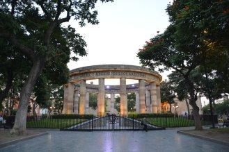 La Rotonda de los Jaliscienses Ilustres - ehrt die wichtigsten Kinder des Bundesstaates