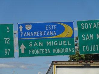 die berühmte Panamericana