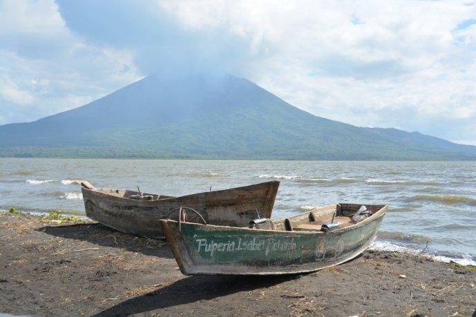 Abstecher zum Vulkan Momotombo