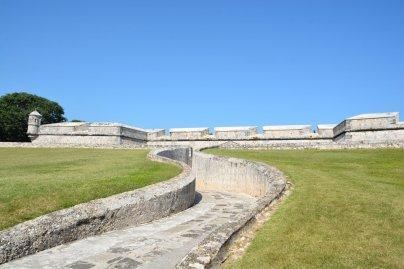 Festung vor Campeche
