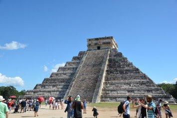Maya-Ruinenstätte Chichen Itza