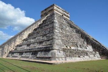 Pyramide des Kulkulkan