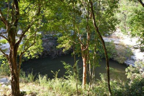 Die heilige Cenote - Opfergaben waren einst auch Menschen