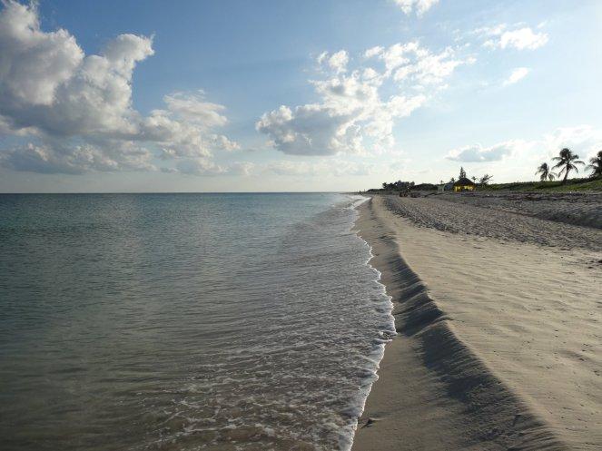 Nach Cancun finden auch wir ein Plätzchen am Meer
