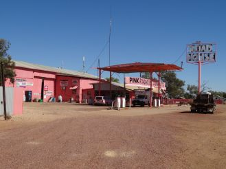 "das ""Pink Roadhouse"""