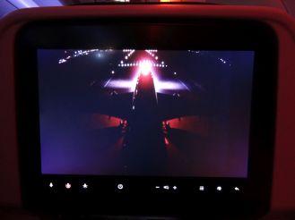 Spannend: mit Kameras das eigene Flugzeug beobachten