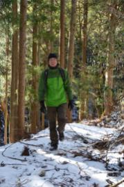 Ein kleiner Waldspaziergang