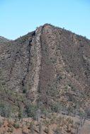 endlich mal ein ordentlich gefaltetes Gebirge! EInfach mal senkrecht aufgestellt