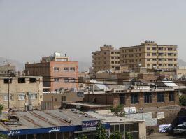 Über den Dächern vo Isfahan