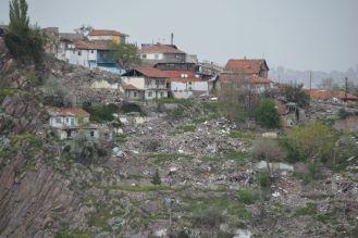 Abrissviertel direkt in der Innenstadt