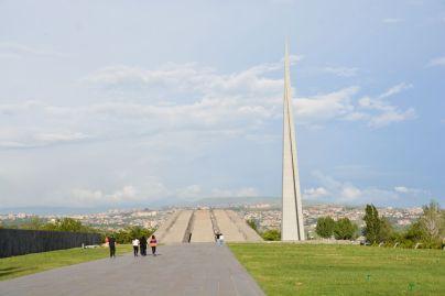Genozid-Denkmal