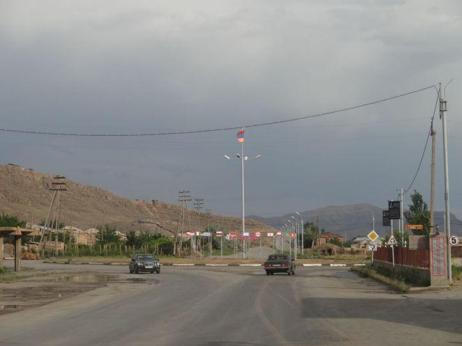 Hauptverbindungsroute Iran