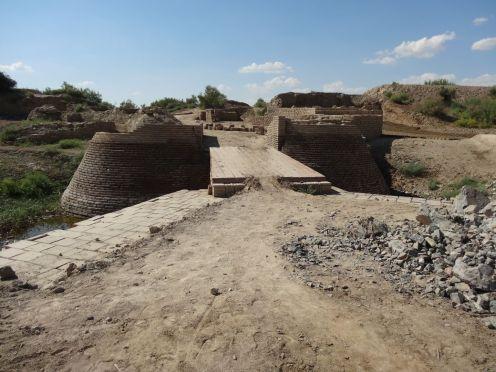 Sunak Ata - Ausgrabungsstätte