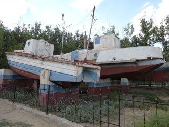 Die letzten Schiffe - selbst die Wracks wurden verkauft