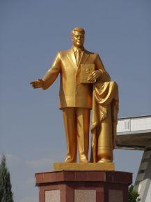 Der alte Präsident