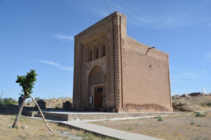 Mausoleum Arab Ata