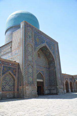 Tillya Kori Moschee