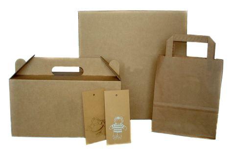 подарочная упаковка из гофрокартона