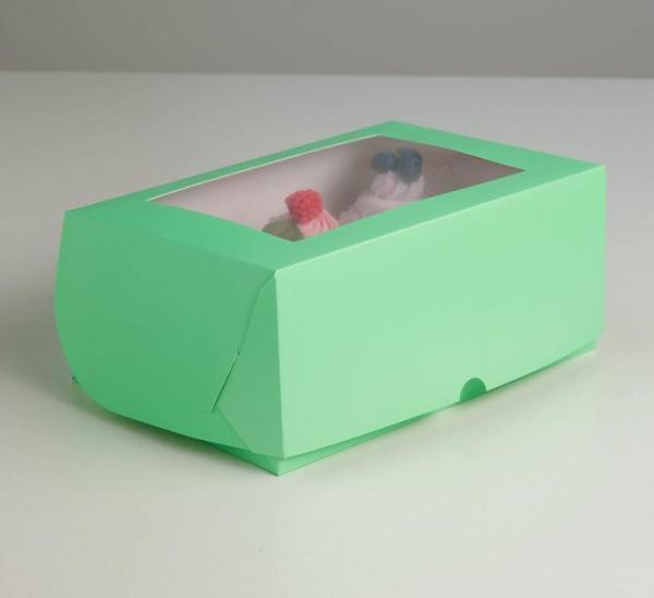 Коробка с окном 25 х 17 х 10 см