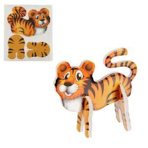 Конструктор 3D «Животные»