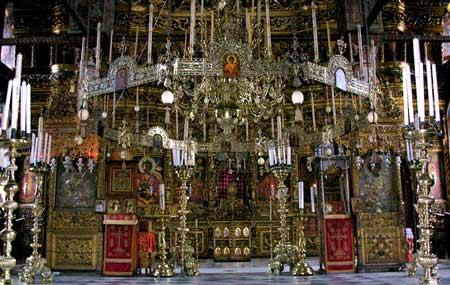 Sf:GHEORGHE-Manastirea ZOGRAFU-Muntele ATHOS