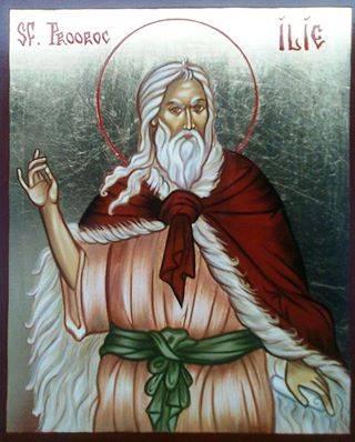 Sf.ILIE-Predica a Arh.Cleopa Ilie