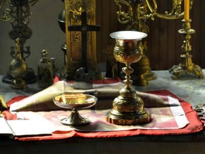 Sfânta Liturghie - cerul coborât pe pământ