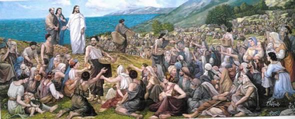 PREDICA LA DUMINICA A VIII-A DUPA RUSALII Despre Sfanta Impartasanie