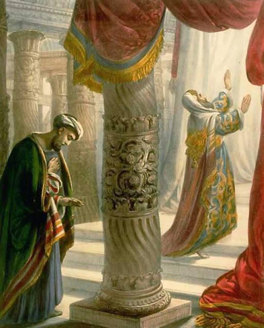 Darul îndreptăţirii- Evanghelia Duminicii a 33-a după Rusalii   (Luca 18, 10-14)