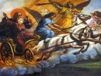 Sfântul Ilie – un sfânt aspru (20 iulie)