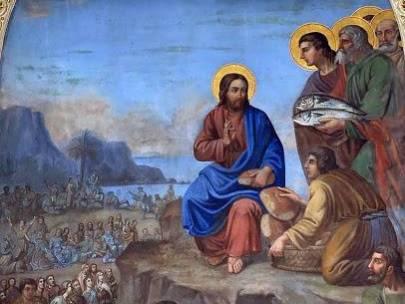 Inmultirea painilor – Mt. 14,14-22
