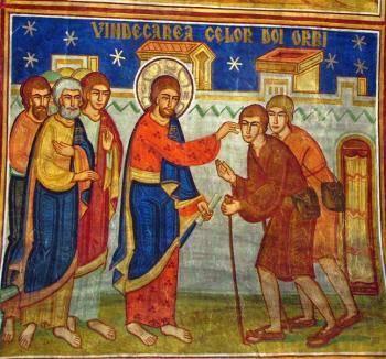 ,,Discretia'' Domnului - Duminica a VII a dupa Rusalii