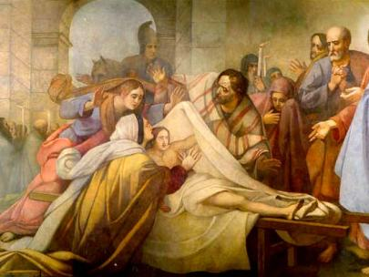 A inviat fiul vaduvei din Nain