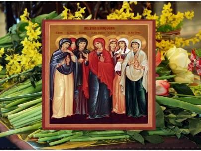 Duminica a III-a după Paşti - a Mironosiţelor