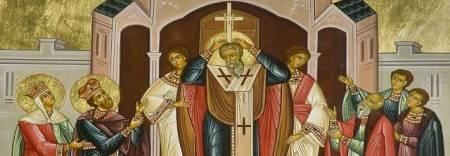 Duminica dinaintea Inaltarii Sfintei Cruci