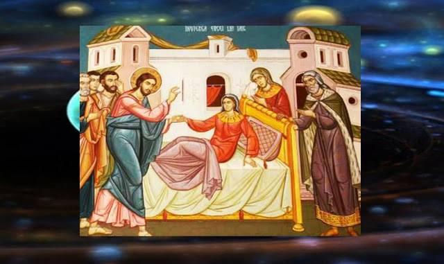 invierea ficei lui iair predica