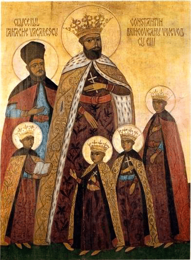 Acatistul Sfinților Martiri Brâncoveni