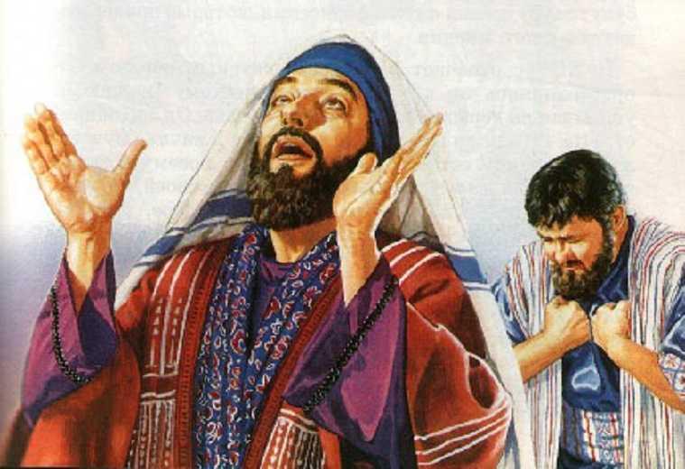 Vamesul si fariseul- Inceputul Triodului - Pr. Constantin Necula
