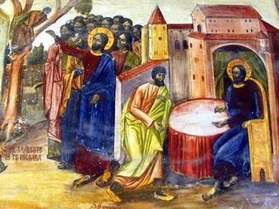 Predica la Zaheu , Vamesul
