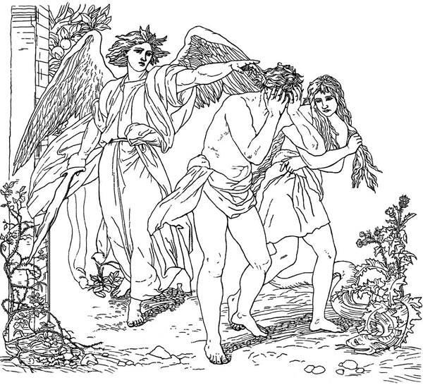 Duminica izgonirii lui Adam din Rai -Pr. Ctin. Necula