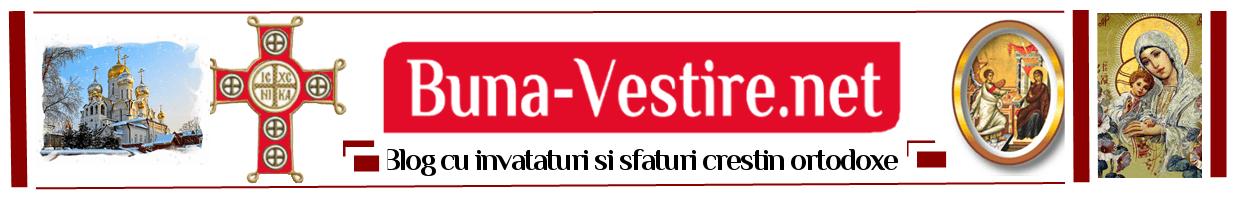 Blog Buna Vestire
