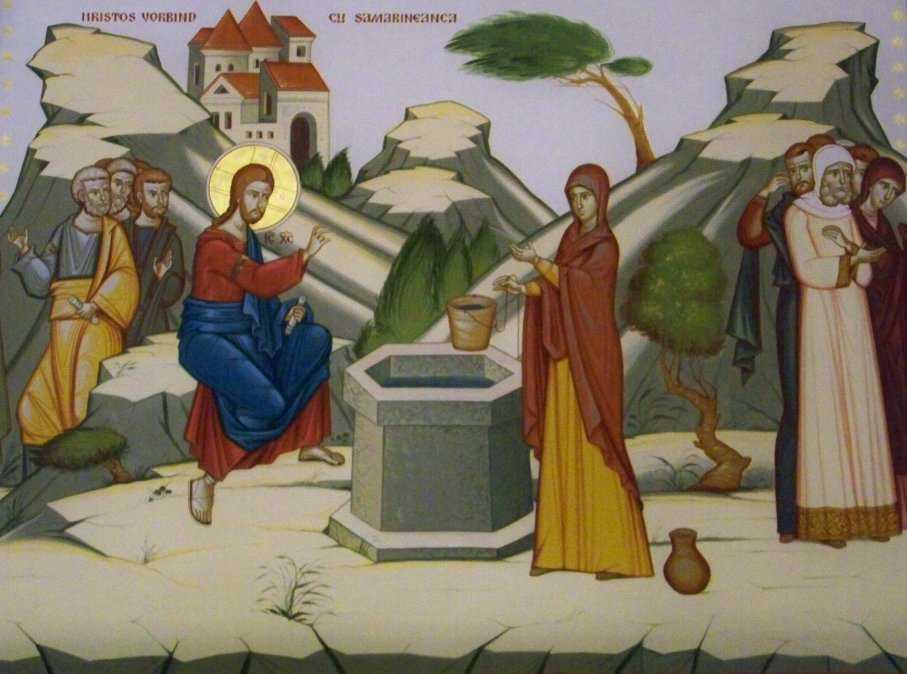 Pr.Teofil Paraian-Duminica Samarinencii