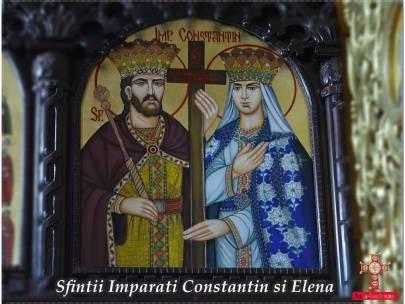 Predică la Sfinții Împărați Constantin și Elena