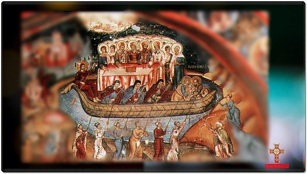 duminica a IX a dupa Rusalii
