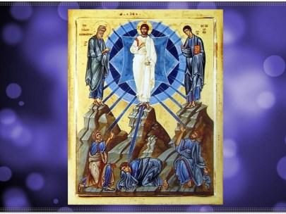 Icoana Schimbarea la Fata a Domnului Nostru Iisus Hristos