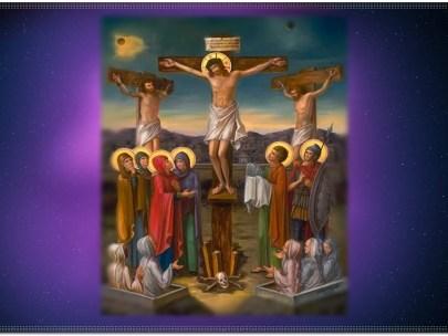 Crucea - bucurie la toata lumea