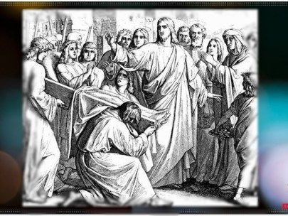 Întâlnirea cu Hristos- Duminica a XX a dupa Rusalii